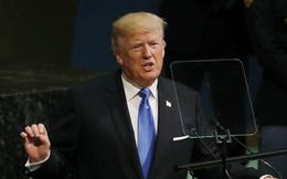 """Ông Trump gọi ông Kim Jong Un là """"Người tên lửa"""" trước ĐHĐLHQ, dọa hủy diệt hoàn toàn Triều Tiên"""