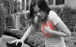 6 dấu hiệu cảnh báo cơn đau tim đang âm thầm đe dọa tính mạng của bạn, hầu hết mọi người không nhận biết được