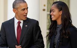 Cựu tổng thống Obama: Khoảnh khắc tiễn con gái vào đại học giống như một cuộc phẫu thuật mở tim