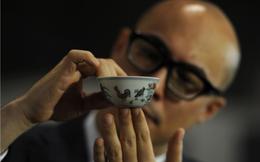 Một chiếc bát sứ nhỏ của có thể được bán cả triệu đô: Điều gì làm nên mức giá ngất ngưởng của gốm sứ Trung