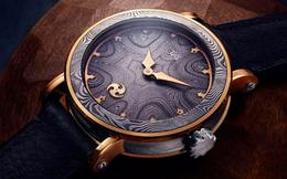 Chiêm ngưỡng mẫu đồng hồ nam tính, cổ điển mang âm hưởng biển cả của Gos: Mỗi chiếc là một tác phẩm nghệ thuật không trùng lặp