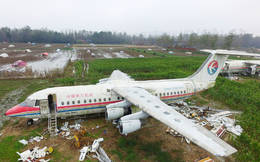 Doanh nhân Trung Quốc chi hơn 27 tỷ đồng mua máy bay cũ để cải tạo thành nhà hàng, thu hút khách du lịch về vùng quê