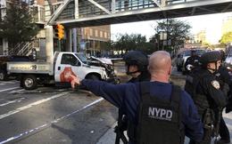 Hiện trường vụ khủng bố làm 8 người thiệt mạng giữa lòng New York