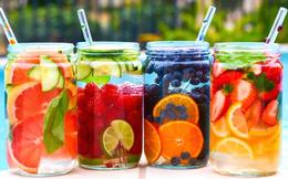Những thực phẩm giúp thanh lọc cơ thể có sẵn trong bếp nhà bạn