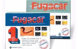 Phát hiện thuốc tẩy giun Fugacar giả