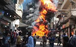 """Số người Nga thiệt mạng tại Syria """"cao bất thường"""""""