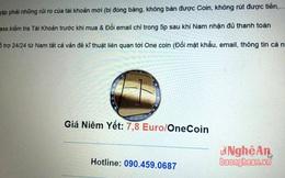 Lo ngại về kinh doanh tiền điện tử, tiền ảo ở Nghệ An