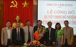 Điều động, bổ nhiệm nhân sự tỉnh Lâm Đồng