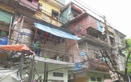 """Người dân ở các chung cư cũ không muốn dời """"đất vàng"""""""