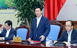 Phó Thủ tướng Vương Đình Huệ và 6 câu hỏi đặt ra về doanh nghiệp