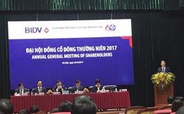 Vụ trưởng Vụ Thanh toán NHNN đại diện 30% vốn Nhà nước và gia nhập HĐQT BIDV