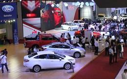 Thuế giảm, ô tô nhập khẩu từ Thái Lan tăng đột biến