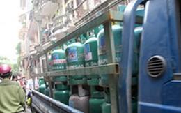 Gas bán lẻ tăng 27.000 đồng/bình