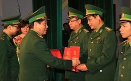 Điều động, bổ nhiệm nhân sự chủ chốt Bộ đội Biên phòng