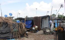 """Những đứa trẻ sống trong khu ổ chuột ở Sài Gòn: """"Chú cho tụi con tiền đi học nha chú"""""""