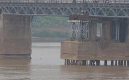 Hôm nay, dự kiến sẽ cấm đường cầu Long Biên để di chuyển quả bom dài 2m