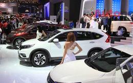 Thị trường ô tô Việt tiếp tục thời bết bát