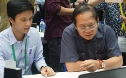 Bộ trưởng Trương Minh Tuấn bất ngờ thăm Trung tâm Báo chí APEC, chỉ đạo khắc phục tình trạng Internet chập chờn