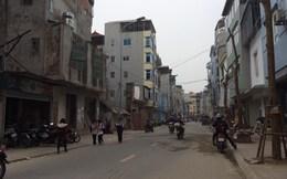 Hà Nội: Phố độc nhà kỳ dị, méo mó không giống ai
