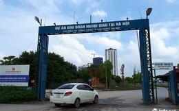 Cư dân khu Đoàn Ngoại giao xuống đường phản đối Hancorp thay đổi quy hoạch