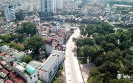 Đường dài hơn 0,5km giữa Thủ đô, làm gần 20 năm vẫn chưa xong