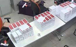 Bắt giữ vụ nhập lậu điện thoại iPhone 7 plus tiền tỉ từ nước ngoài về