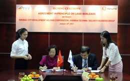 Bắc Ninh thu hút 30 triệu USD đầu tư vào dự án khu công nghệ cao