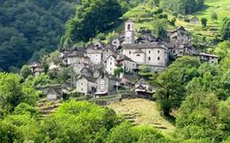 Thụy Sĩ biến ngôi làng nhỏ nhất thành khách sạn
