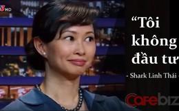 Không phải bà Thái Văn Linh, đây mới là 'cá mập' qua bao nhiêu tập Shark Tank vẫn không chịu xuống tiền