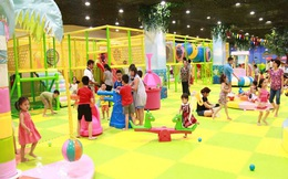 Trẻ con thành phố thiếu chỗ chơi, nhiều đại gia nhanh chân đổ tiền tấn xây chuỗi trung tâm vui chơi - mua sắm như My Kingdom, tiNiWorld, Kiz City,...