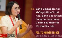 Bị coi thường Việt Nam chỉ có 'hạt điều, tre, nứa', một DN Việt đánh bại các DN top đầu Singapore, thống lĩnh thị trường
