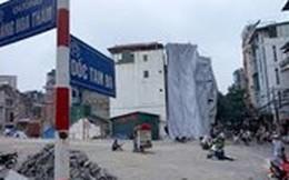 Tên phố Hà Nội: Không thể để tên, số lẫn lộn