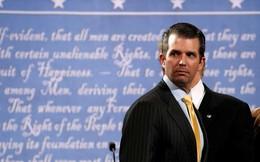 """Email của con trai Tổng thống Trump khiến TTCK Mỹ """"lộn nhào"""" trong 30 phút"""