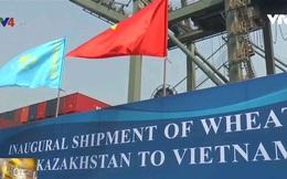 Kết nối Việt Nam - Liên minh Á-Âu qua tuyến vận tải mới