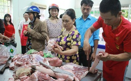 Không xuất khẩu thịt lợn bằng mọi giá