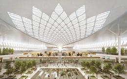 Sân bay Long Thành sẽ có biểu tượng hình Hoa Sen