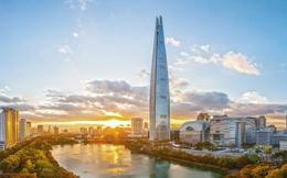Vẻ đẹp của tòa tháp Lotte, công trình bị gán với lời nguyền nhà chọc trời
