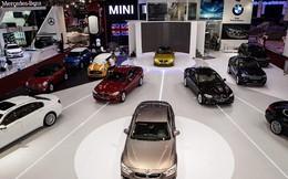 Mới: Giá tính lệ phí trước bạ ô tô cao nhất là 40 tỉ