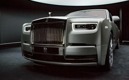 Có gì bên trong chiếc Rolls-Royce Phantom mới được mô tả là phản lực trên đường phố?