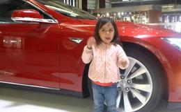 Elon Musk đã tìm ra ý tưởng tuyệt vời cho Tesla trong bức thư của một cô bé 10 tuổi