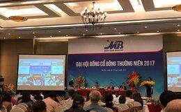 ĐHCĐ MB: Chia cổ tức tỷ lệ 11%, hoàn tất thoái vốn khỏi MBLand trong năm 2017