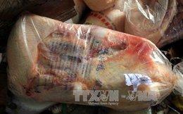 Cảnh giác với thịt gà nhập khẩu giá siêu rẻ