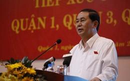 Chủ tịch nước: 'Lãnh đạo phải nói không với tham nhũng'