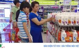 Sức mua hàng hóa, thực phẩm tiêu dùng không tăng đột biến dịp nghỉ lễ