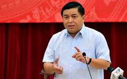 Bộ trưởng nêu 8 điểm vướng trong Luật Đầu tư công