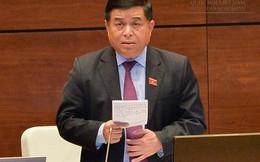 Bộ trưởng KH-ĐT trả lời về Luật Đơn vị hành chính - kinh tế đặc biệt