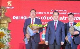 """Chính thức giao """"ghế nóng"""" tại Sabeco cho ông Nguyễn Thành Nam"""