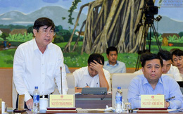 Chủ tịch Tp.HCM: Không mềm lòng với đô thị vượt dân số