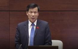 Nội dung chất vấn Bộ trưởng Bộ VHTT&DL Nguyễn Ngọc Thiện
