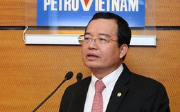 Chủ tịch PVN nhận quyết định điều chuyển về Bộ Công Thương